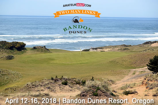 2018 Bandon Dunes Two Man: Cyber Week Deal ends 11/30