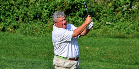 Keith Decker in the fourth-ranked player in the AGC Senior Rankings <br>(VSGA Photo)
