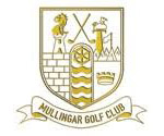 Mullingar Scratch Cup Golf Tournament
