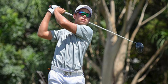 Garrick Higgo (Boland Golf photo)