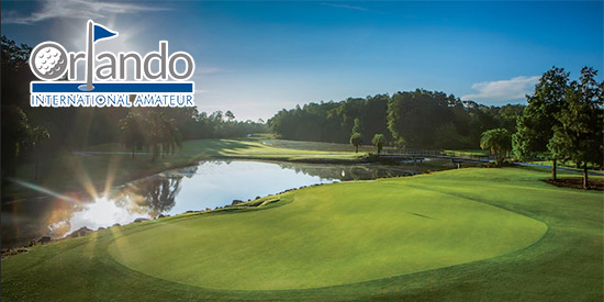 The 3rd Orlando International Amateur will be held at the Walt Disney World Complex<br>(Disney photo)