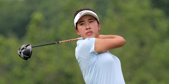 Yealimi Noh shot 14 under to win by three shots<br>(AJGA photo)
