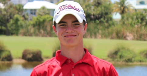 Boys' Division winner Tyler Wilkes has committed to Florida <br>(Golfweek Photo)