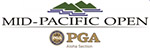 Mid-Pacific Open Championship logo