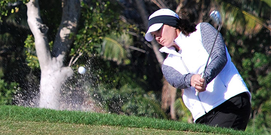 Meghan Stasi won her second Jones/Doherty Championship at Coral Ridge CC<br>(Jones/Doherty photo)