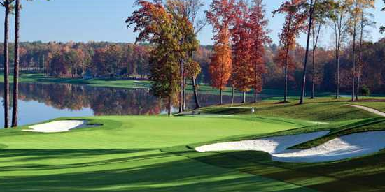 Kinloch Golf Club <br>(Mid-Atlantic Golf Photo)