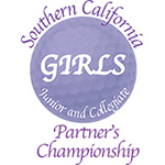 Southern California Junior Girls & Collegiate Partner's Championships logo