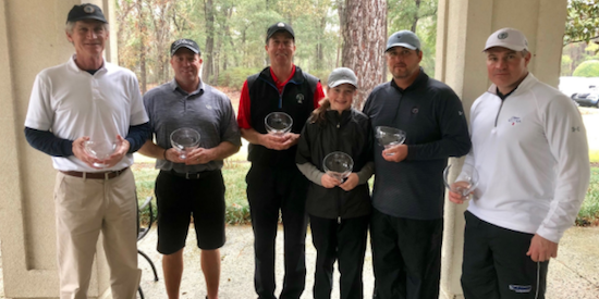 South Carolina TOC winners <br>(SCGA Photo)