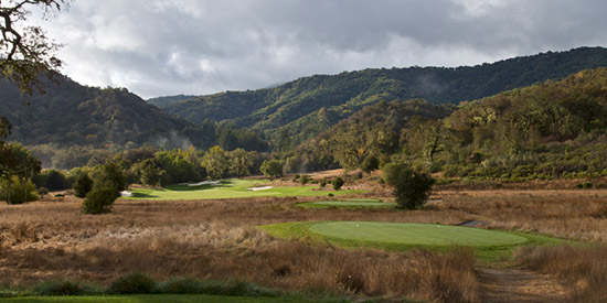 The Preserve Golf Club will test California's best amateurs<br>(NCGA photo)