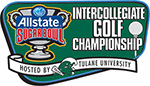 Allstate Sugar Bowl Intercollegiate Golf Championship logo