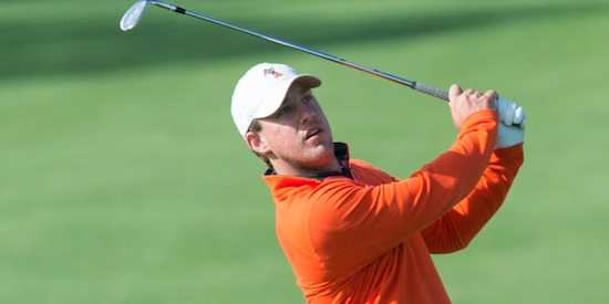 Zach Bauchou and Oklahoma State are still the top team <br>in the country <br>(Golfweek Photo)