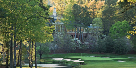 Shoal Creek will host the U.S. Women's Open from Birmingham, Ala <br>(USGA Photo)