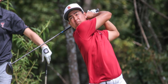 USC's Justin Suh is currently the leading American point earner <br>(USC Athletics Photo)