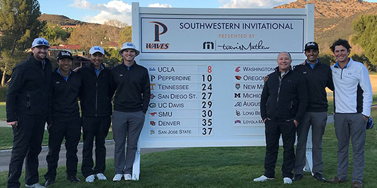 UCLA won on a chilly day at North Ranch (UCLA photo)