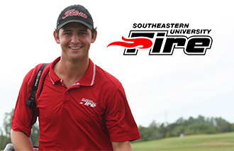 Matt Parziale at Southeastern University