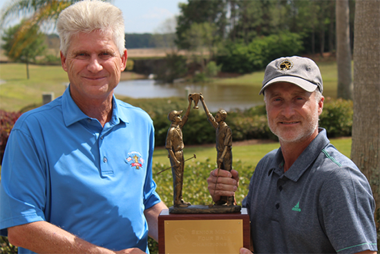 Doug Snoap & Bob Campione (FSGA photo)