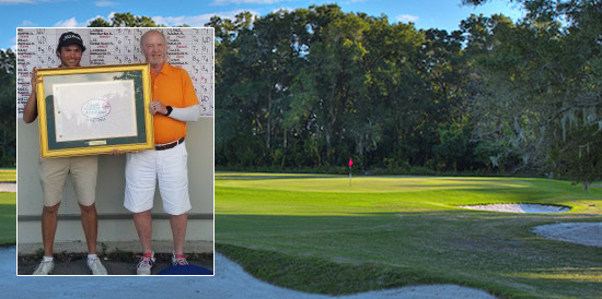 Ben Reichert prevailed at Palatka Golf Club<br>(FL Azalea/PGC photo)