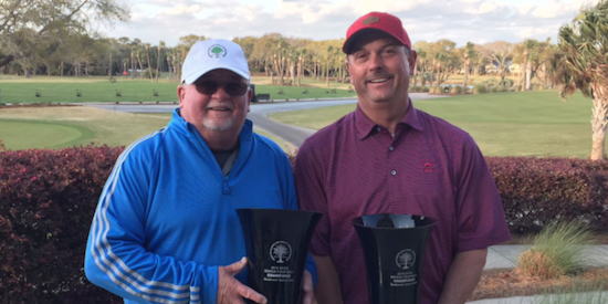 Mike Gravley and Todd Webber team for title <br>(SCGA Photo)