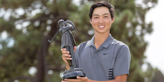 Min Woo Lee (Golf Australia photo)