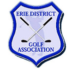 Erie District Amateur Championship logo