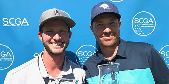 The first-time SCGA champions (SCGA photo)