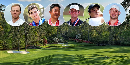 From L-R: Ellis, Niemann, Lin, Parziale, Ghim, Redman (Masters photo)