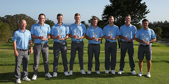 The victorious North Carolina Tar Heels (UNC photo)