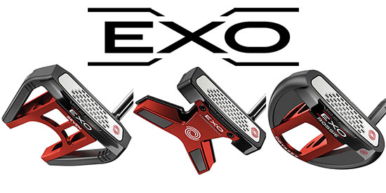 Callaway Introduces its New Odyssey EXO Putters