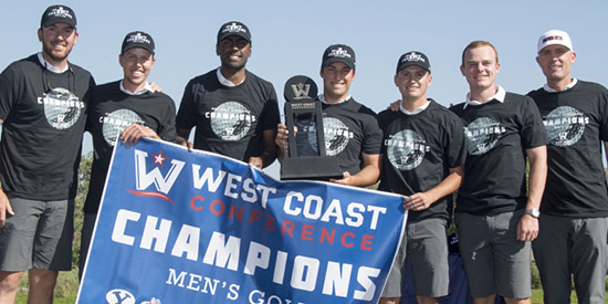 19-time WCC champs Pepperdine University (WCC photo)