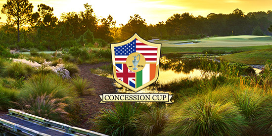The Concession GC is hosting the 3rd Concession Cup matches (Concession photo)