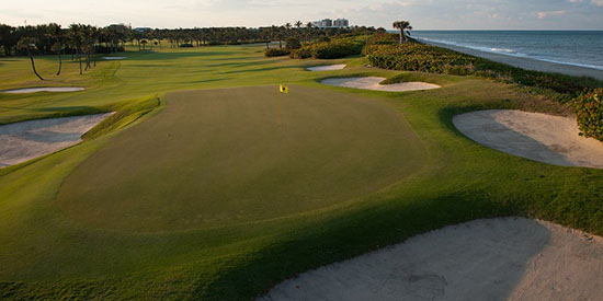 Seminole Golf Club is one of the great classic tournament venues in the U.S.<br>(Golf Digest photo)
