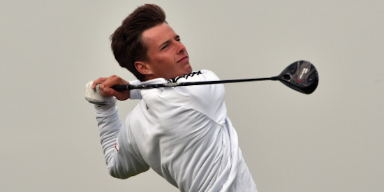Lytham Trophy winner Matthew Jordan <br>(Irish Golf Desk)