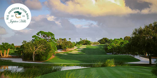 Jupiter Hills plays host to the 4th U.S. Four-Ball