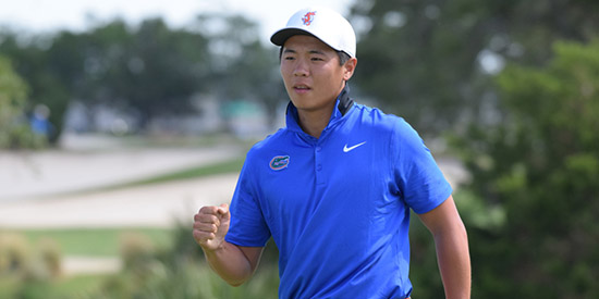 Andy Zhang (UF photo)