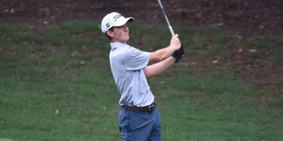 Zack Swanson shot a 5-under 67 on Saturday <br>(CGA Photo)