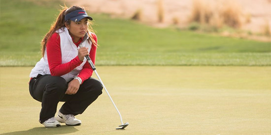 Bianca Pagdanganan (Arizona Athletics photo)