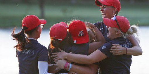Arizona kept working overtime until the title was theirs (Sue Agrocki/AP photo)