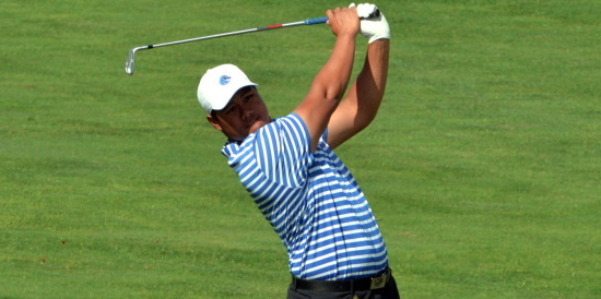 Donny Hopoi holds 36-hole Memorial Amateur Advantage