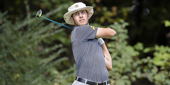 Fendt Sticks to Game Plan, Leads Dogwood Invitational at -7