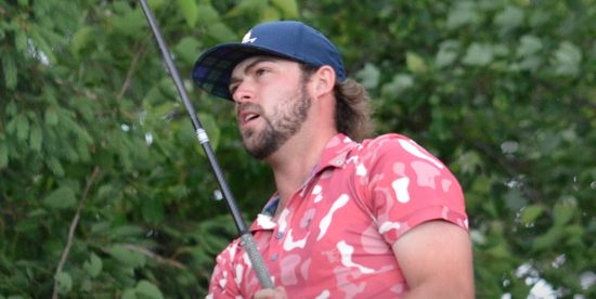 Top-seed Evan Grenus is still alive <br>(CSGA Photo)
