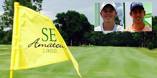 Liston, Mist Lead Southeastern Amateur at -5