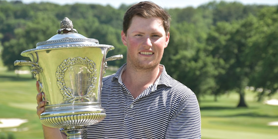 Philadelphia Amateur winner Jeremy Wall <br>(GAP Photo)