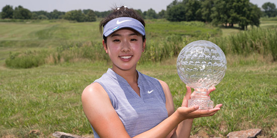 Yealimi Noh (Darren Carroll / PGA Of America photo)