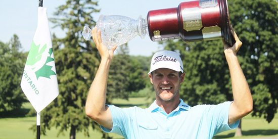 Garrett Rank (Golf Association of Ontario)