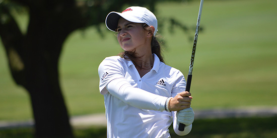 Julia Gregg (Texas Golf Association photo)