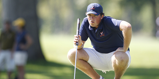 Thomas Walsh (Virginia Athletics photo)