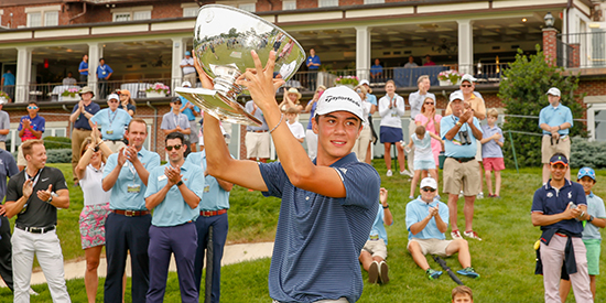 Michael Thorbjornsen (USGA photo)