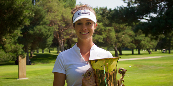 Haley Nist (Jackson Lauer/IGA photo)
