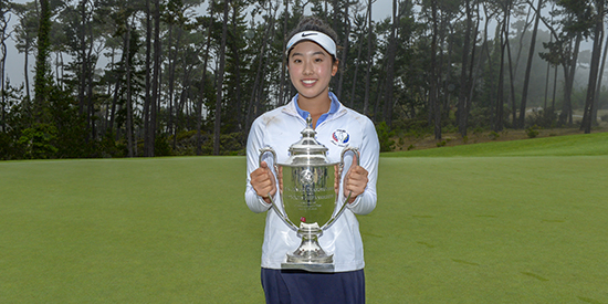 Yealimi Noh (USGA photo)