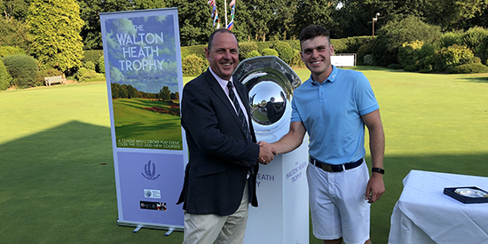 Tom Thurloway (Walton Heath Golf Club)